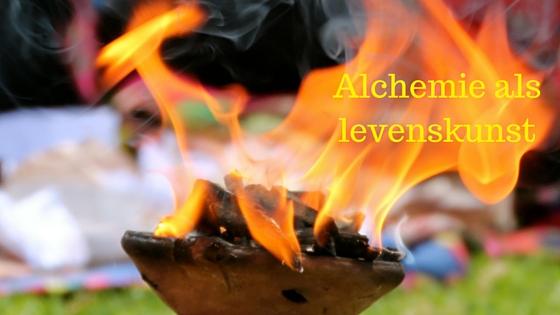 Alchemie als levenkunst